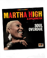 Martha High releases album on Freestyle